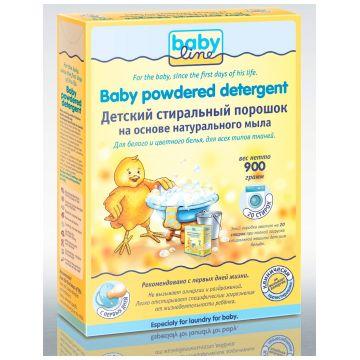 Стиральный порошок BabylineСтиральный порошок Babyline Детский на основе натурального мыла 09 кг , возраст с 0 мес.<br><br>Возраст: с 0 мес.
