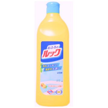 Чистящее средство для ванной Lion LOOK с ароматом апельсина флакон 500 мл
