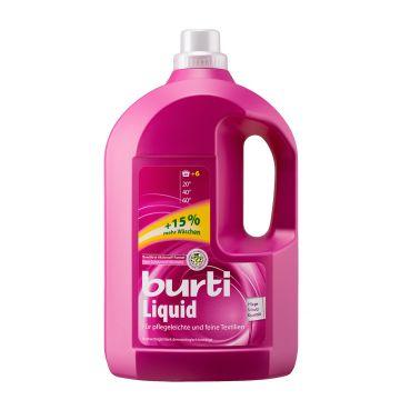 Жидкое средство для стирки цветного и тонкого белья Burti Liquid 3 л