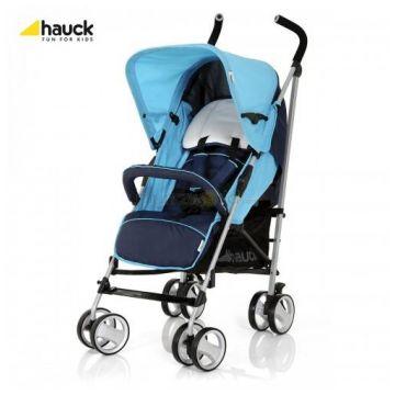 Коляска HauckКоляска Hauck LIMA T13 (темно-синий/голубой)<br>
