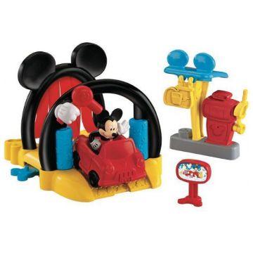 Игровой набор Fisher PriceИгровой набор Fisher Price Автомойка Mickey Mouse BDJ81, возраст с 2 лет<br><br>Возраст: с 2 лет