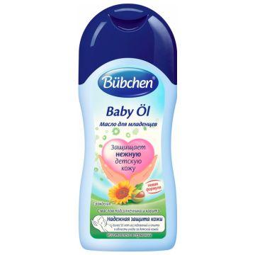 Масло для младенцев с рождения BubchenМасло для младенцев с рождения Bubchen 200 мл<br>