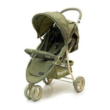 Коляска прогулочная Baby careКоляска прогулочная Baby care Jogger Lite Olive Cherker<br>