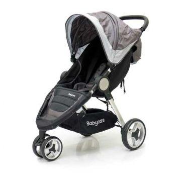 Коляска прогулочная Baby careКоляска прогулочная Baby care Variant 3 Grey<br>
