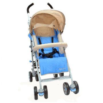 Коляска-трость Baby careКоляска-трость  Baby care Polo 107 Light Blue<br>