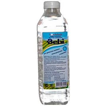 Детская вода BebiДетская вода Bebi с рождения 1 л, возраст 1 ступень (0-3 мес). Проконсультируйтесь со специалистом. Для детей с 0 месяцев<br><br>Возраст: 1 ступень (0-3 мес)