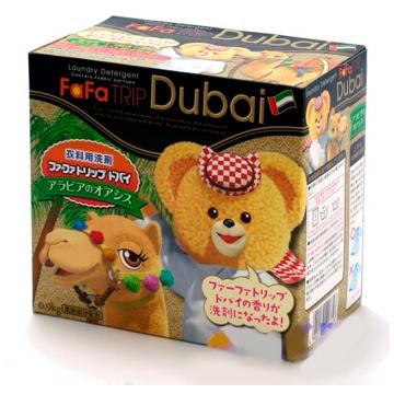 Стиральный порошок для детского белья концентрированный Nissan с кондиционером and quot;FaFa Дубай and quot; 900 гр