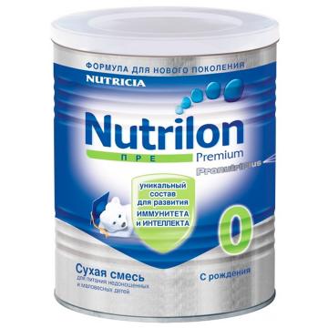 Сухая молочная смесь NutrilonСухая молочная смесь Nutrilon Пре 0 для недоношенных детей с 0 мес. 400 гр., возраст 1 ступень (0-3 мес). Проконсультируйтесь со специалистом. Для детей c 0 мес.<br><br>Возраст: 1 ступень (0-3 мес)