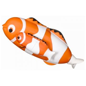 Игрушка для ванной и бассейнов TurboFishИгрушка для ванной и бассейнов TurboFish Мама с детенышем Subbies<br>