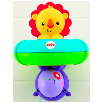 Игрушка для ванной Fisher PriceИгрушка для ванной Fisher Price Веселые друзья для купания арт. BFH74<br>