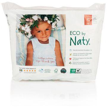 Трусики NatyТрусики Naty размер 5 (12-18 кг) 20 шт, в упаковке 20 шт., размер XL (BIG)<br><br>Штук в упаковке: 20<br>Размер: XL (BIG)