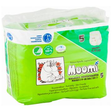 Трусики Muumi Maxi+ (7-15 кг) 22 шт