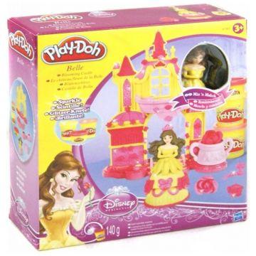 Игровой набор Play-dohИгровой набор Play-doh Замок Белль A7397<br>