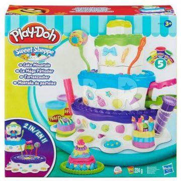 Игровой набор Play-dohИгровой набор Play-doh Праздничный торт A7401<br>