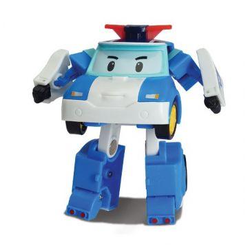 Игрушка Robocar Poli Поли трансформер 75 см 0467