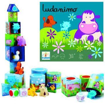 Настольная игра детская DjecoНастольная игра детская Djeco Люданимо 08420<br>