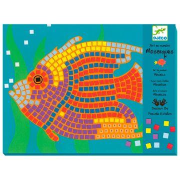 Мозайка Djeco Рыбы 08892