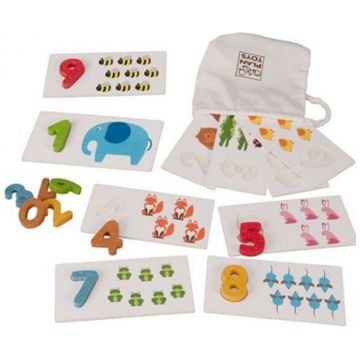 Игра Plan ToysИгра Plan Toys Числа 1-10<br>