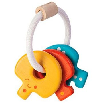 Погремушка Plan Toys Ключи 5217