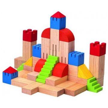 Конструктор Plan ToysКонструктор Plan Toys Блоки 5527<br>