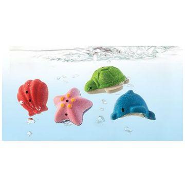 Игровой набор Plan Toys Морская жизнь 5658