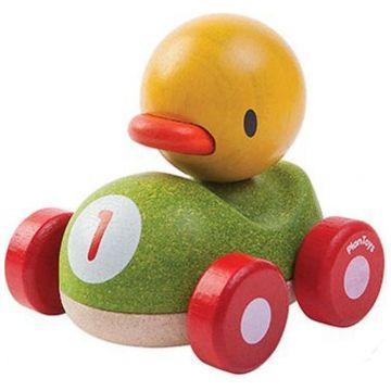 Игрушка деревянная Plan ToysИгрушка деревянная Plan Toys Утенок 5678<br>
