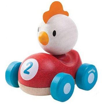 Игрушка деревянная Plan ToysИгрушка деревянная Plan Toys Курочка 5679<br>