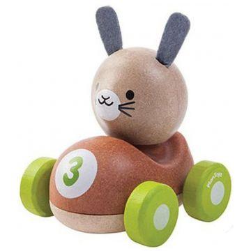 Игрушка деревянная Plan Toys Зайчик 5680