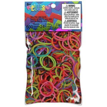 Резинки Rainbow loomРезинки Rainbow loom Микс B0002(697)<br>