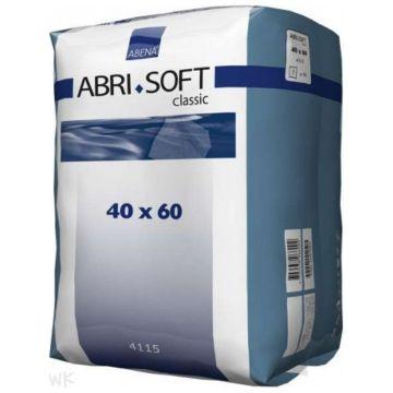 Пеленки Abri-SoftПеленки Abri-Soft впитывающие Classic 40x60 см 60 шт, в упаковке 60 шт.<br><br>Штук в упаковке: 60
