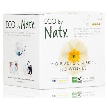 Прокладки женские гигиенические NatyПрокладки женские гигиенические Naty  Super 13 шт, в упаковке 13 шт.<br><br>Штук в упаковке: 13
