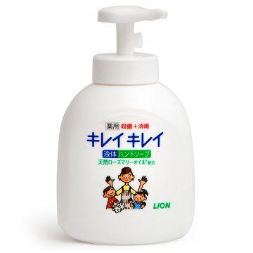 Мыло-пенка для рук Lion Kirei Kirei с ароматом цитруса 250 мл
