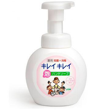 Жидкое мыло для рук LionЖидкое мыло для рук Lion Kirei Kirei с ароматом цитрусовых фруктов 250 мл, объем, 250л.<br><br>Объем, л.: 250