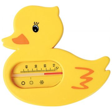 Термометр для ванной КурносикиТермометр для ванной Курносики Уточка<br>