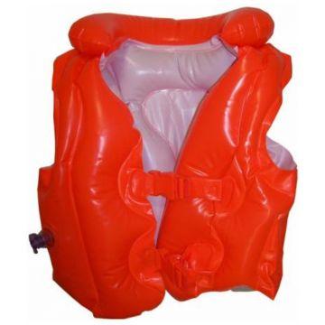 Жилет надувной IntexЖилет надувной Intex оранжевый 58671<br>