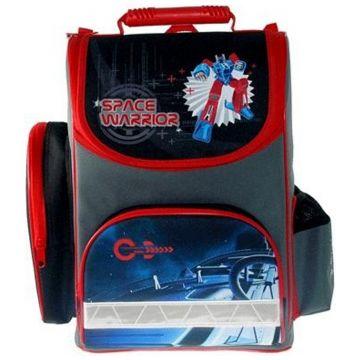Рюкзак детский Gulliver с ортопидической спинкой Робот 4124