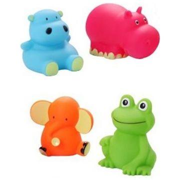 Набор игрушек для купания BabyOnoНабор игрушек для купания BabyOno 4 шт.<br>