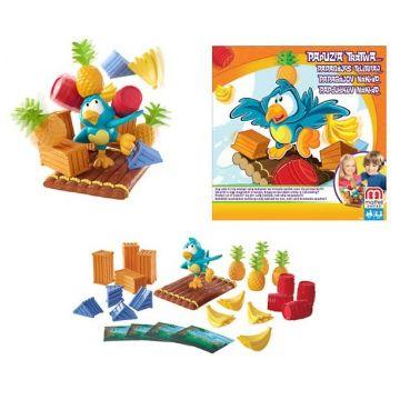 Настольная игра детская MattelНастольная игра детская Mattel Попугай на плоту Y2551, возраст от 5 лет<br><br>Возраст: от 5 лет