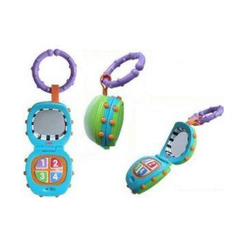 Музыкальная игрушка Fisher PriceМузыкальная игрушка Fisher Price Телефон K7189, возраст от 0 месяцев<br><br>Возраст: от 0 месяцев