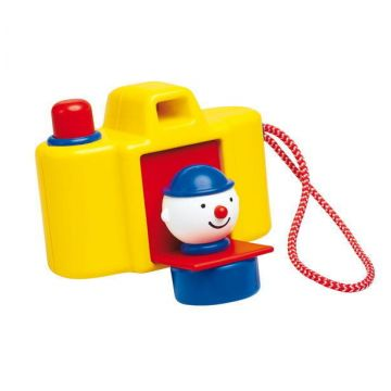 Игрушка ABToys Фотоаппарат с клоуном AT31027