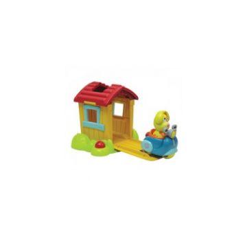 Игрушка OuapsИгрушка Ouaps Бани – Макс – гараж 610380u, возраст от 1,5 лет.<br><br>Возраст: от 1,5 лет.