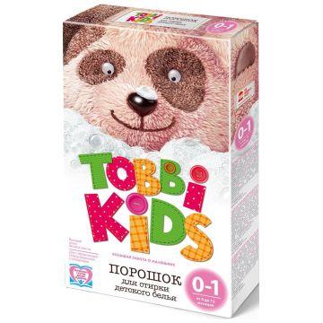 Стиральный порошок Tobbi KidsСтиральный порошок Tobbi Kids с 0-12 мес. 400 гр<br>