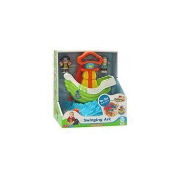 Развивающий игровой центр для ванной Kiddieland Кораблик KID 029645