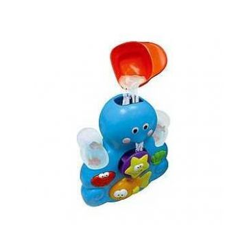 Развивающая игрушка KiddielandРазвивающая игрушка Kiddieland Осьминог KID 035550, возраст от 12 мес<br><br>Возраст: от 12 мес