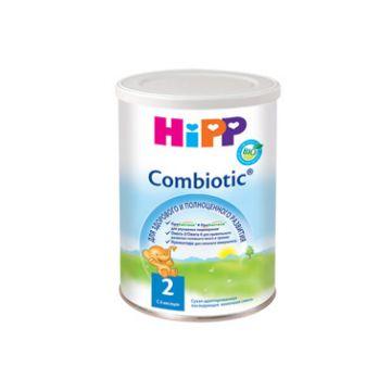 Молочная смесь Детское питание HippМолочная смесь Hipp Combiotic 2 Комбиотик с 6 мес. 350 г, возраст 3 ступень (6-12 мес). Проконсультируйтесь со специалистом. Для детей с 6 мес.<br><br>Возраст: 3 ступень (6-12 мес)