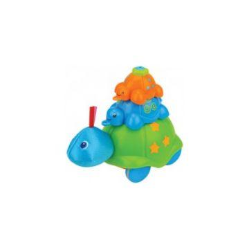 Развивающая игрушка K`s KidsРазвивающая игрушка K`s Kids Парад черепах , возраст от 9 месяцев<br><br>Возраст: от 9 месяцев