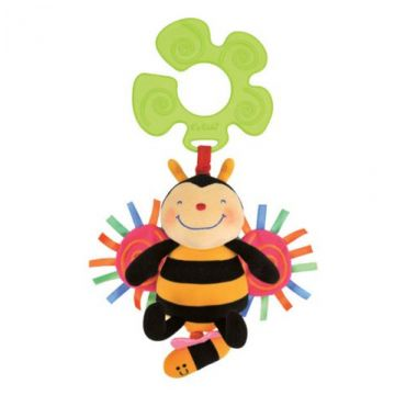 Подвеска K`s KidsПодвеска Ks Kids Пчела (вибрирует) KA572, возраст от 0 месяцев<br><br>Возраст: от 0 месяцев