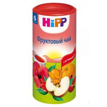 Чай детский Детское питание HippЧай детский Hipp фруктовый с 6 мес. 200 г, возраст 3 ступень (6-12 мес). Проконсультируйтесь со специалистом. Для детей с 6 мес.<br><br>Возраст: 3 ступень (6-12 мес)