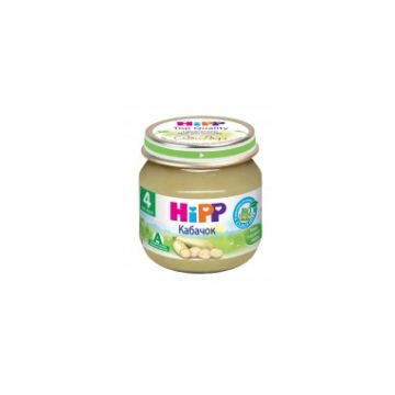 Детское пюре Детское питание HippДетское пюре Hipp кабачок с 4 мес. 80 г, возраст 2 ступень (3-6 мес). Проконсультируйтесь со специалистом. Для детей с 4 мес.<br><br>Возраст: 2 ступень (3-6 мес)