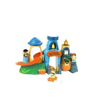 Игрушка Happy KidИгрушка Happy Kid Замок приключений 3884Т, возраст от 3 лет<br><br>Возраст: от 3 лет